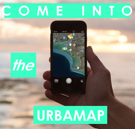 Come into our UrbaMap