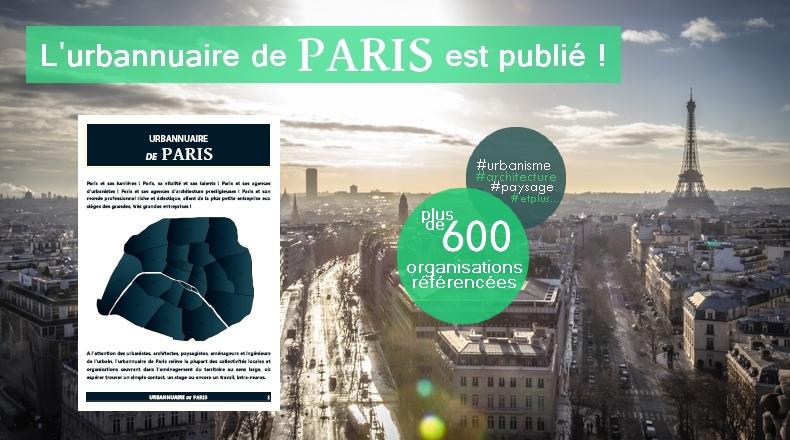 L'urbannuaire de Paris