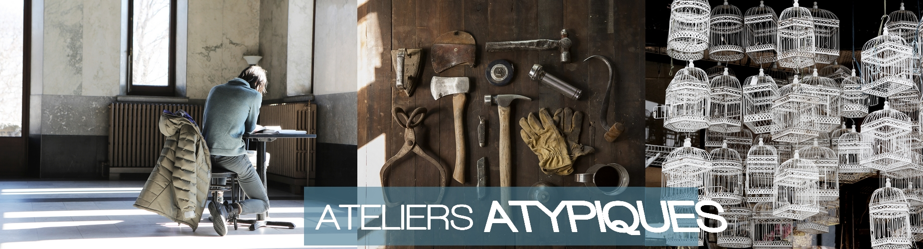 Ateliers atypiques