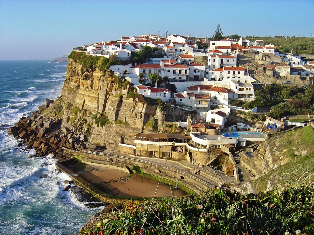 Azenhas do mar _ Portugal