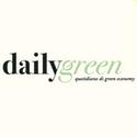 daily green | Quotidiano di green economy