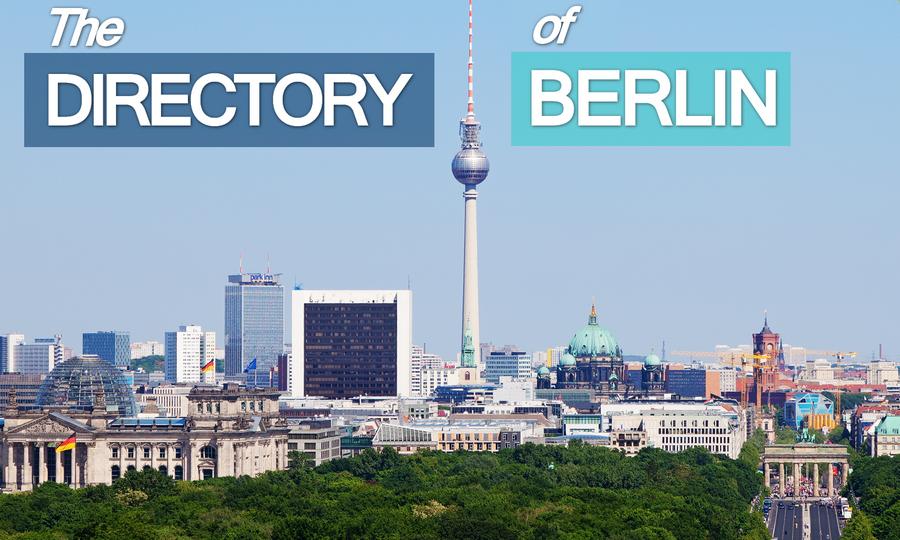 Directory of Berlin