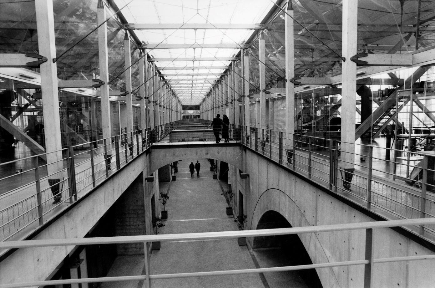 L'Ecole d'Architecture de Lyon, de la 3e à la 6e année d'études