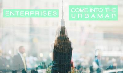 Entreprises in urbamap