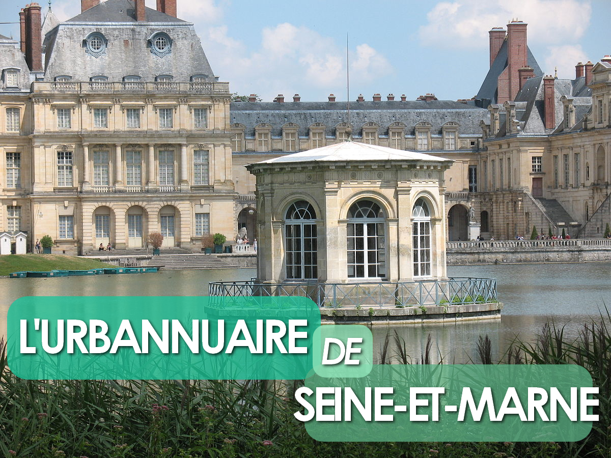 Fontainebleau_Urbannuaire de Seine et Marne