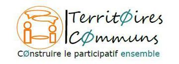 Territoires Communs | Logo | Pascal Hussonnois