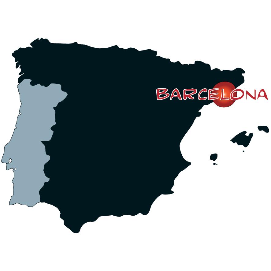 Map barcelona 1