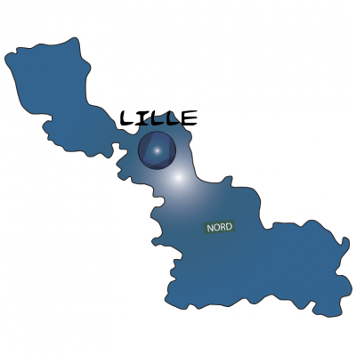 Map lille nord 1