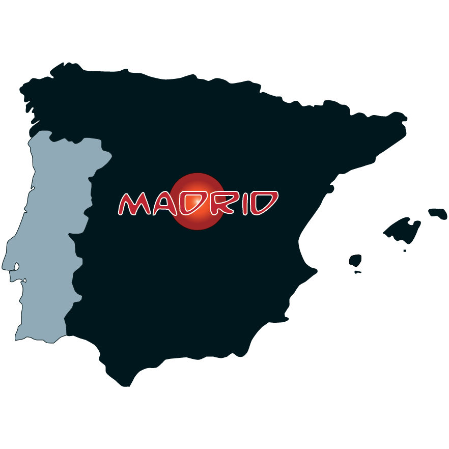 Map madrid 1