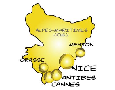 Urbannuaire de NICE & Alpes-Maritimes
