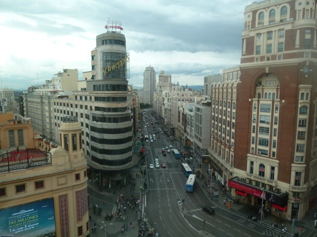 Madrid de haut_Adeline Delion
