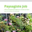 Paysagiste Job