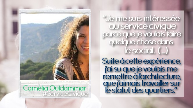 Photo citation_Camelia Ouldammar #ServiceCivique