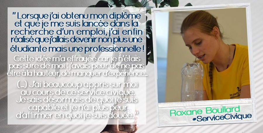 Photo citation roxane boullard #ServiceCivique