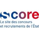 Score | le site des concours et recrutements de l'Etat