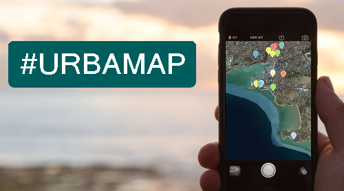 Urbamap carte des acteurs urbains