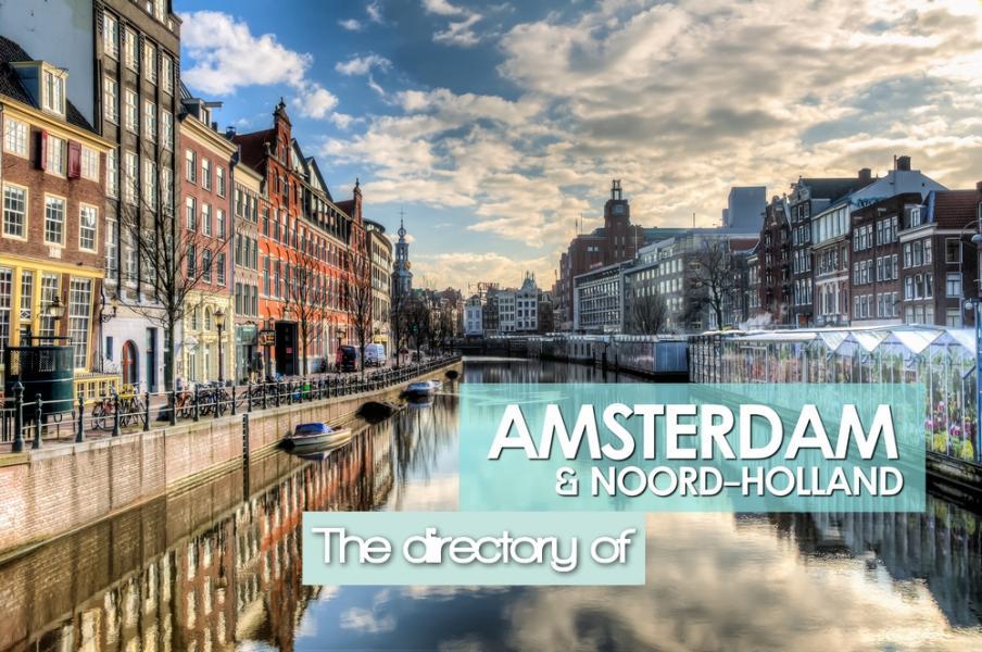 Urban directory of amsterdam