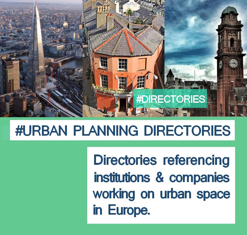 Urban planning directories
