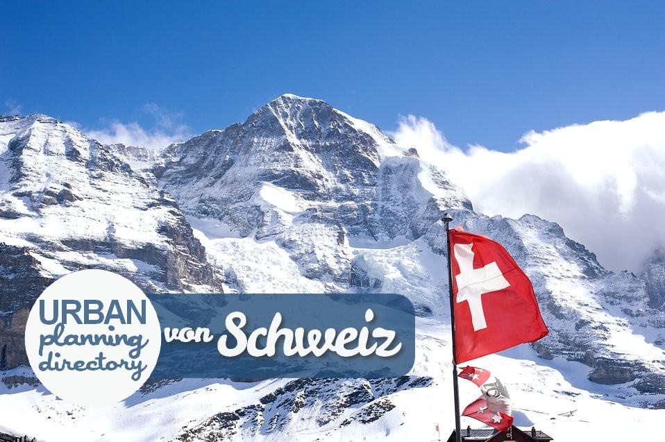 Urban planning directory of Switzerland