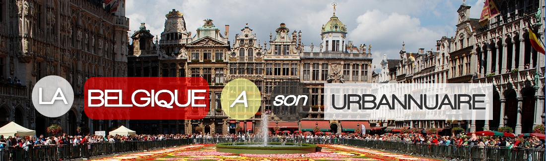 La Belgique à travers un annuaire urbain unique