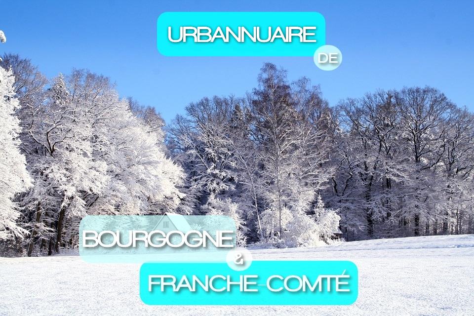 Urbannuaire de Bourgogne et Franche Comte