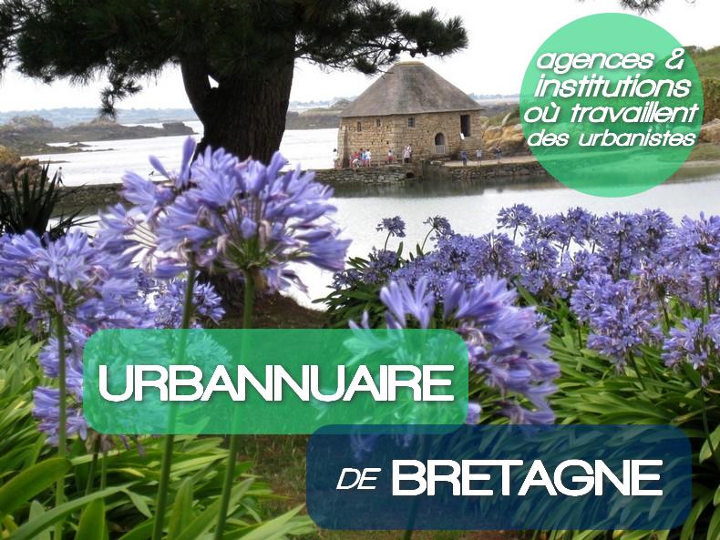Urbannuaire de Bretagne
