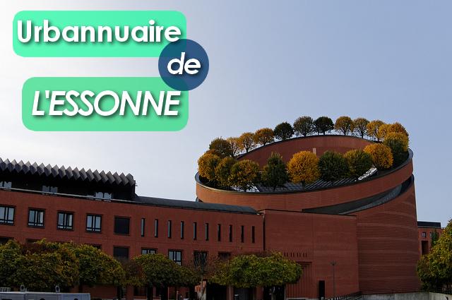 Urbannuaire de l'Essonne_Evry