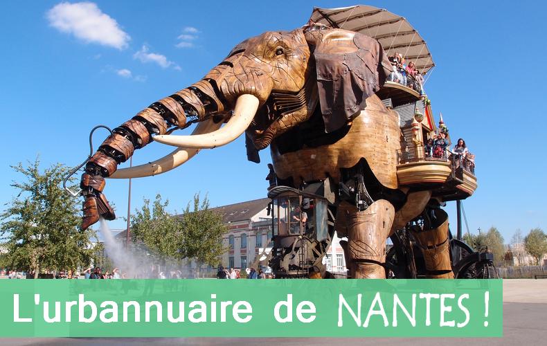 Urbannuaire de Nantes