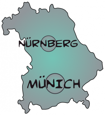 Urban planning directory of BAVARIA