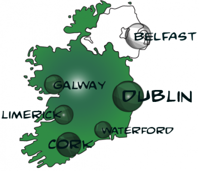 Urban planning directory of IRELAND