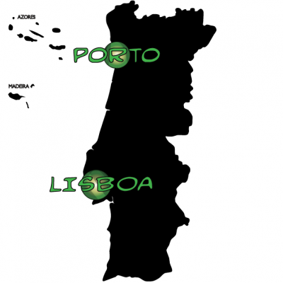Urban planning directory of PORTUGAL
