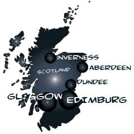 Urban planning directory of SCOTLAND