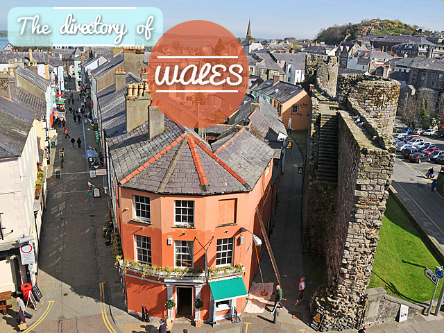 Urban directory of Wales