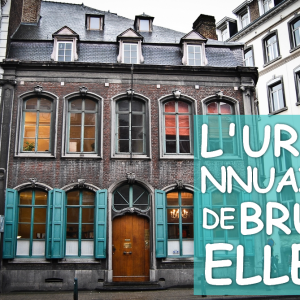 Urban planning directory of Brussels