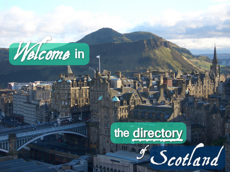 Welcome in the directory of SCOTLAND